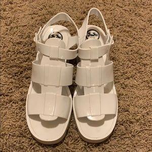 JuJu Jelly Sandals